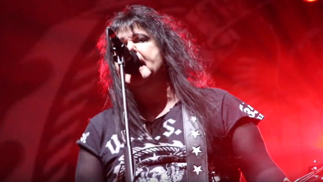 Watch W.A.S.P. Perform At Mexico's FORCEFEST