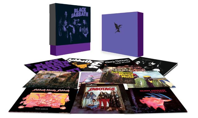 Early BLACK SABBATH Albums To Be Re-Released On Vinyl