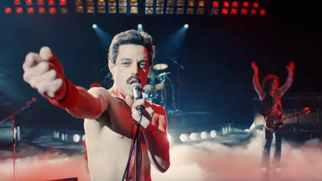 How Success Of 'Bohemian Rhapsody' Biopic Affected QUEEN's Music Sales