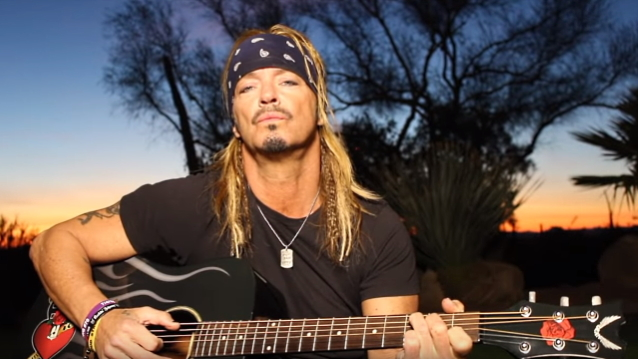 BRET MICHAELS Says POISON's Tour With MÖTLEY CRÜE And DEF LEPPARD Will Be 'Incredible'