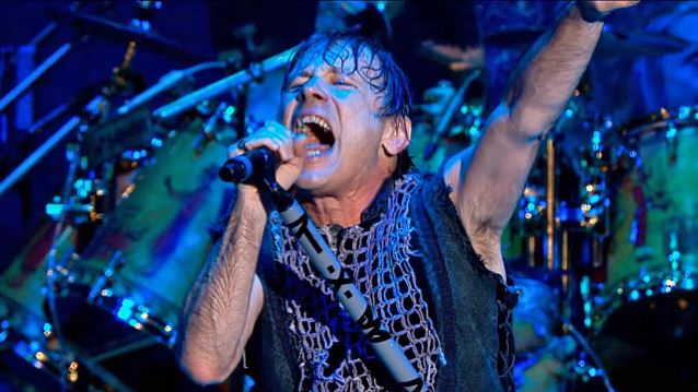 IRON MAIDEN's WACKEN OPEN AIR Performance To Be Streamed Live Globally