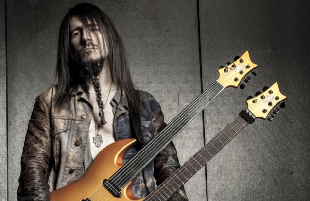 Former GUNS N' ROSES Guitarist BUMBLEFOOT Launches 'Bumblefoot Rock Project'