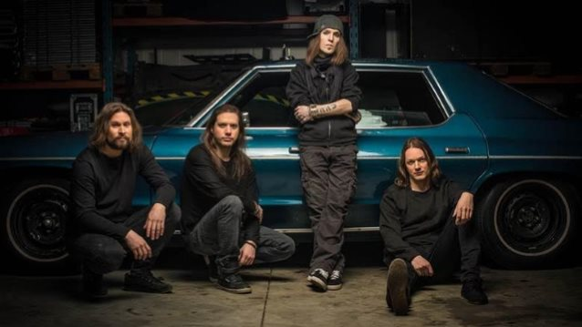 CHILDREN OF BODOM: Lyric Video For New Song 'I Hurt'