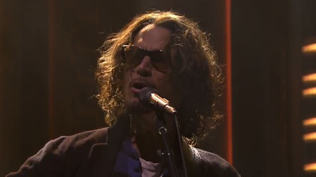 Video: CHRIS CORNELL Performs 'Nearly Forgot My Broken Heart' On 'The Tonight Show Starring Jimmy Fallon'