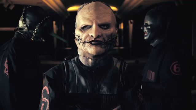 COREY TAYLOR: 'It's Gonna Be A Few Years' Before SLIPKNOT Releases Proposed Double Concept Album