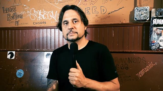 Former SLAYER Drummer DAVE LOMBARDO Exits PHILM
