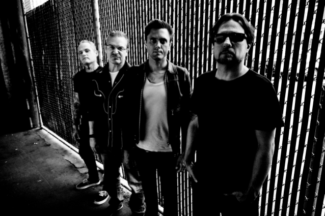 DEAD CROSS Feat. MIKE PATTON, DAVE LOMBARDO: Second Album In The Works