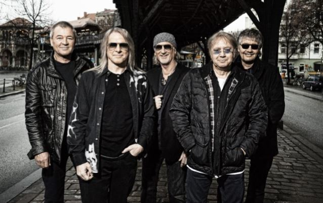 DEEP PURPLE To Begin Recording New Album In January