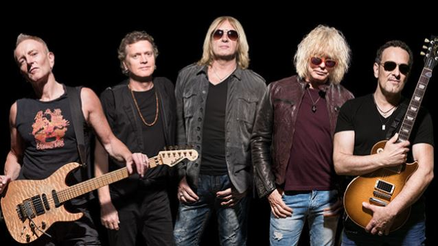 DEF LEPPARD Announces Rescheduled Tour Dates