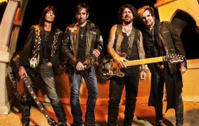 DEVIL CITY ANGELS Parts Ways With Bassist ERIC BRITTINGHAM, Recruits RUDY SARZO