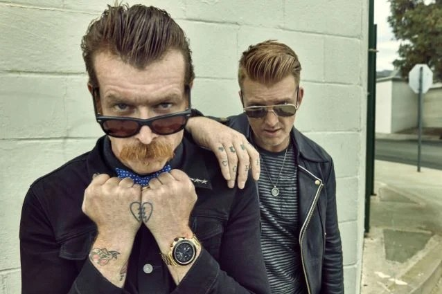 EAGLES OF DEATH METAL Announce Documentary About Bataclan Terror Attack