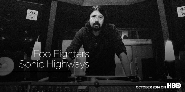 FOO FIGHTERS Complete Work On Eighth Album