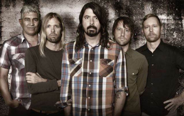 FOO FIGHTERS Release 'Saint Cecilia' EP