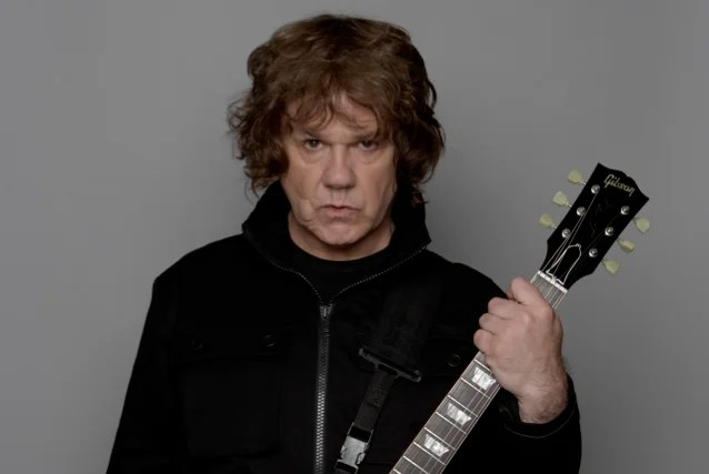 Live GARY MOORE Album From 2009 Show To Be Released In January