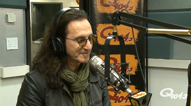 GEDDY LEE On RUSH's Plans For 2015: 'We're Not Sure'