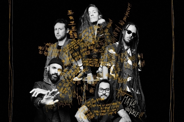INCUBUS Announces 20th-Anniversary Tour For Acclaimed 'Make Yourself' Album