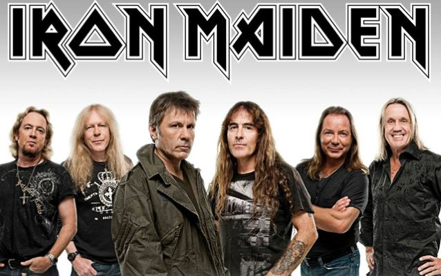 IRON MAIDEN's 'The Book Of Souls' Album Debuts At No. 1 In 24 Countries