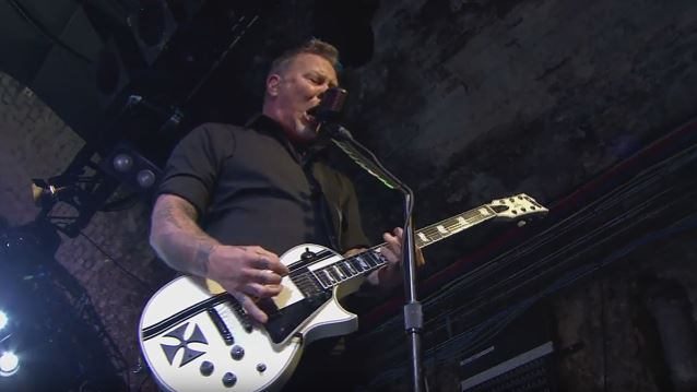 METALLICA Won't Play More Than Fifty Shows In A Single Year