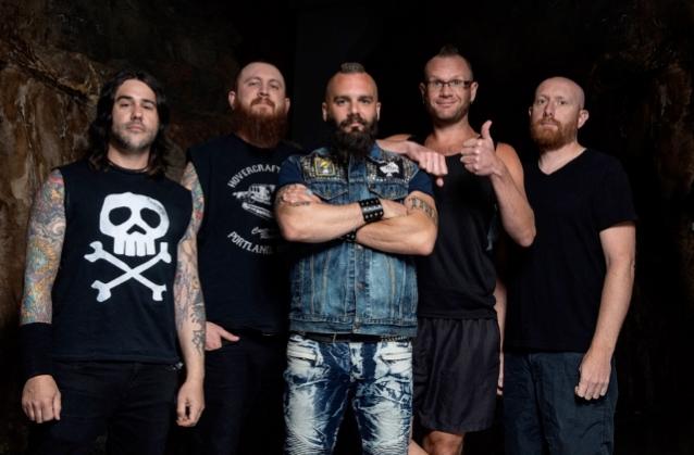 金屬樂團終極殺戮樂團 Killswitch Engage 即將發行17首單曲的新專輯