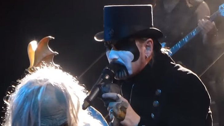 Video: KING DIAMOND Performs Entire 'Abigail' Album Live In San Antonio