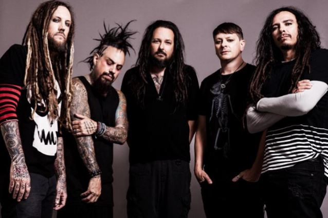 KORN And STONE SOUR To Join Forces For Summer Tour