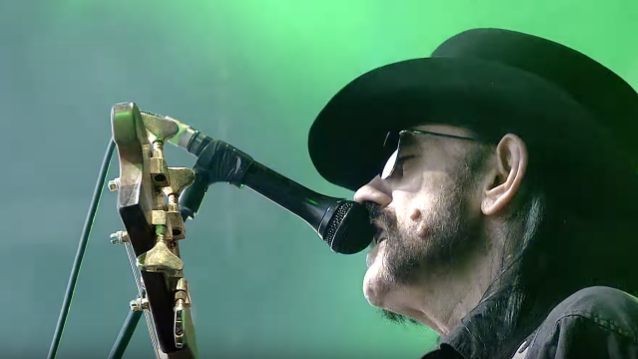 MOTÖRHEAD's 'Ace Of Spades' Named Greatest Gambling Song Of All Time