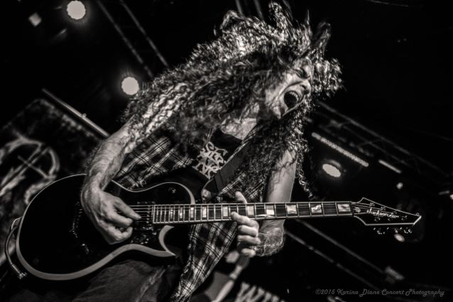 MARTY FRIEDMAN Returns To JACKSON