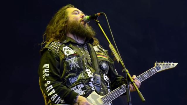 SOULFLY: 360-Degree Footage From Making Of 'Archangel' Video