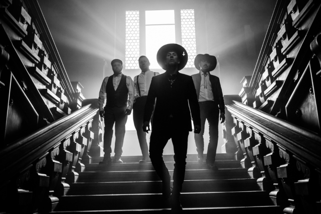 """YO Y ESE HOMBRE de NERGAL ha lanzado un video para """"By The River"""" Feat. IHSAHN DEL EMPERADOR"""