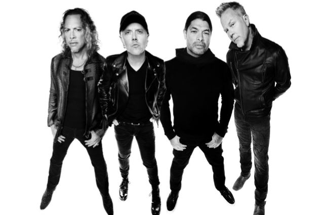 METALLICA: Deluxe Version Of 'Hardwired...To Self-Destruct' To Include Bonus CD Of Covers, Live Recordings