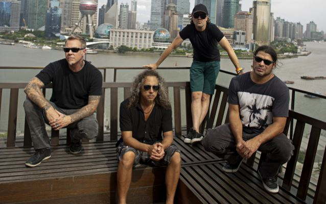 METALLICA 'Are A Heavy-Sounding Band, But They Write Pop Songs,' Says DEPECHE MODE Frontman