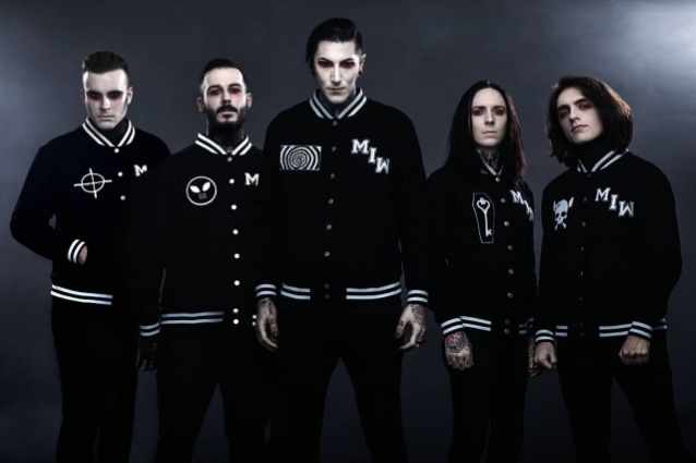 MOTIONLESS IN WHITE Releases Music Video For 'Another Life'