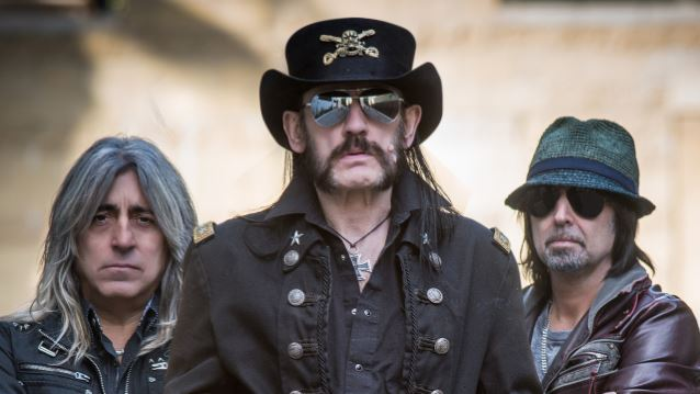 MOTÖRHEAD's 'Ace Of Spades' Lands On Multiple BILLBOARD Charts Following LEMMY's Death