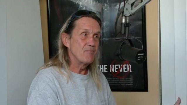 New IRON MAIDEN Album Is 'Ready To Go,' Says Drummer NICKO MCBRAIN