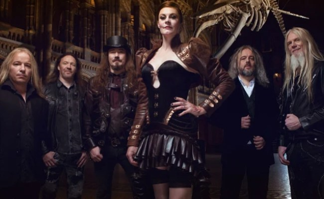 Nightwish Releases Music Video For New Single Noise From