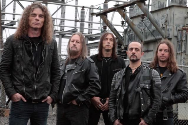 OVERKILL To Release 'Grinding Wheel' Album In November