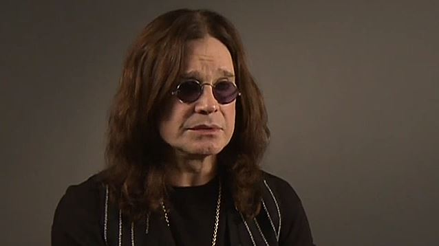 OZZY OSBOURNE Is 'Forever In Debt' To ROBIN WILLIAMS