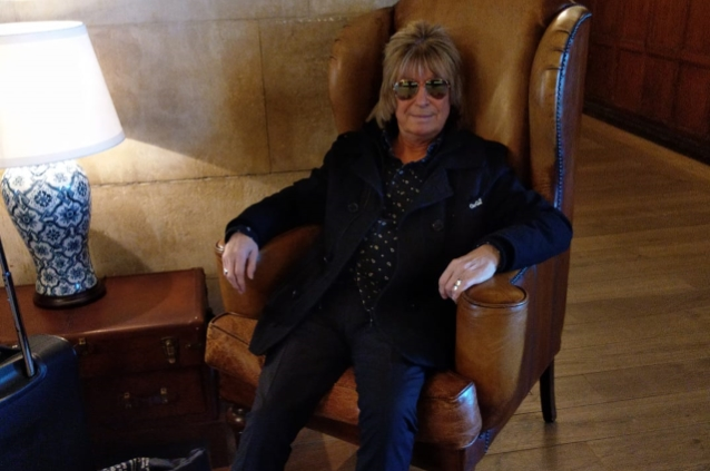 UFO 樂團Kb手兼吉他手PAUL RAYMOND 享年73歲
