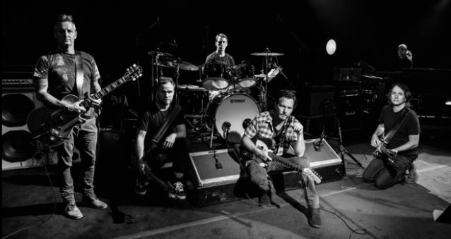 PEARL JAM Signs Worldwide Publishing Deal With UNIVERSAL MUSIC PUBLISHING GROUP