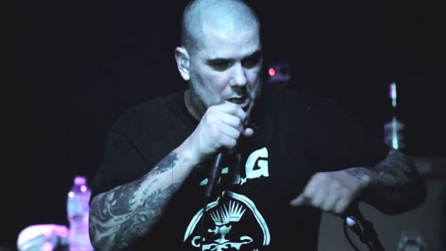 PHILIP ANSELMO Launches SCOUR Extreme Metal Project