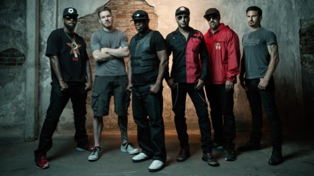 PROPHETS OF RAGE Tease New Music In 'The Ballot Or The Bullet' Video