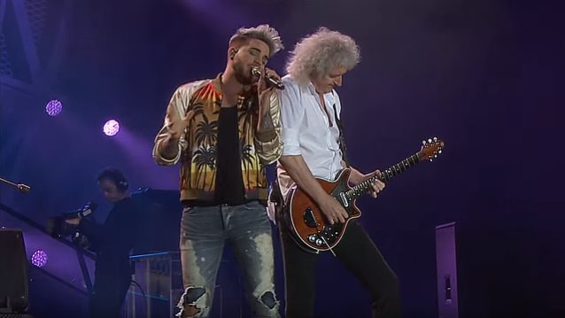 QUEEN + ADAM LAMBERT To Play More European Shows This Summer