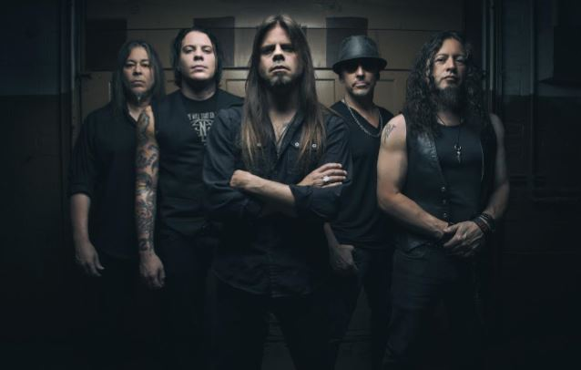 QUEENSRŸCHE Hopes To Begin Recording New Album In September; TODD LA TORRE's Solo Debut To Arrive Next Year
