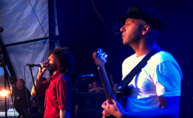 Rage Against The Machine S Tom Morello The Most