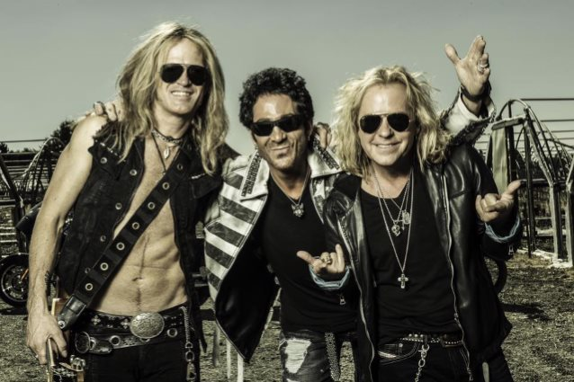REVOLUTION SAINTS Feat. DEEN CASTRONOVO, DOUG ALDRICH, JACK BLADES: Second Album Due In October