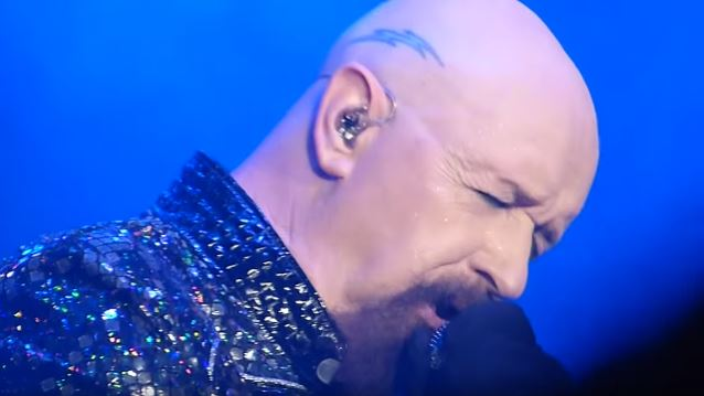 JUDAS PRIEST's ROB HALFORD On Plans For 'Redeemer Of Souls' Follow-Up: 'We're Raring To Go'
