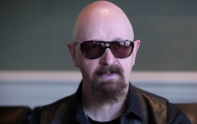ROB HALFORD Is 'Ready To Make' Another JUDAS PRIEST Album