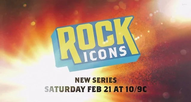 JUDAS PRIEST, GUNS N' ROSES, RUSH, DEF LEPPARD Members To Be Profiled In 'Rock Icons' Documentary Series
