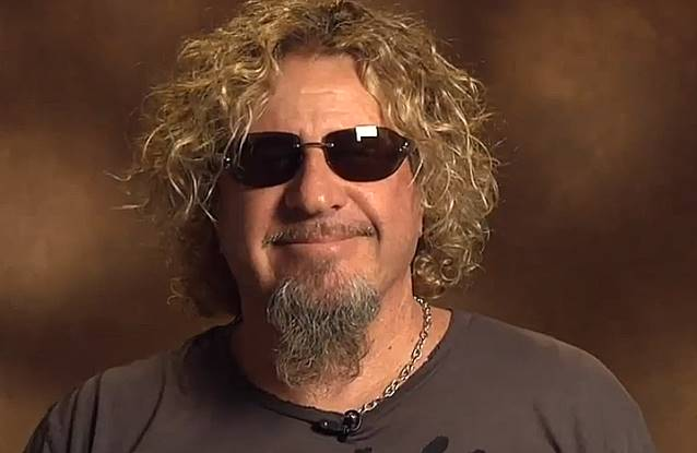SAMMY HAGAR Confirms Plans For New CHICKENFOOT Music