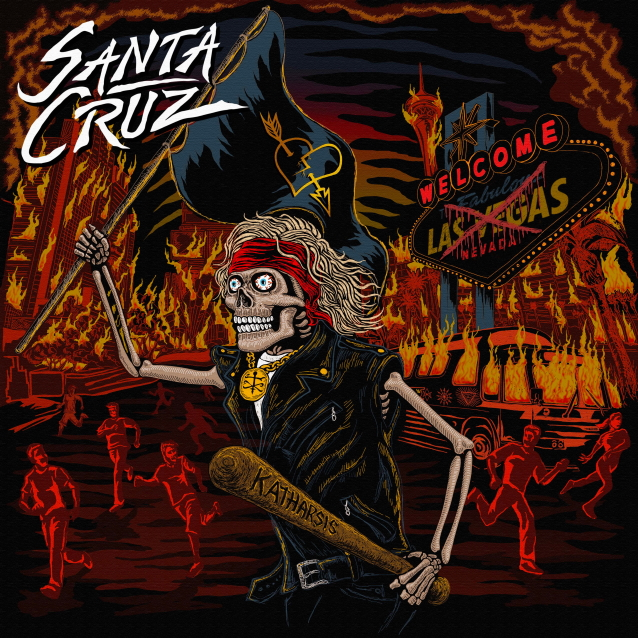 芬蘭搖滾樂團 Santa Cruz 發表歌詞影音單曲 Into the war 2